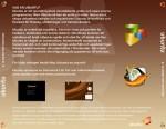 Ubuntu CD baksida