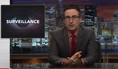 John Oliver: Government Surveillance