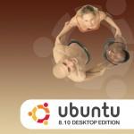 Ubuntu CD framsida